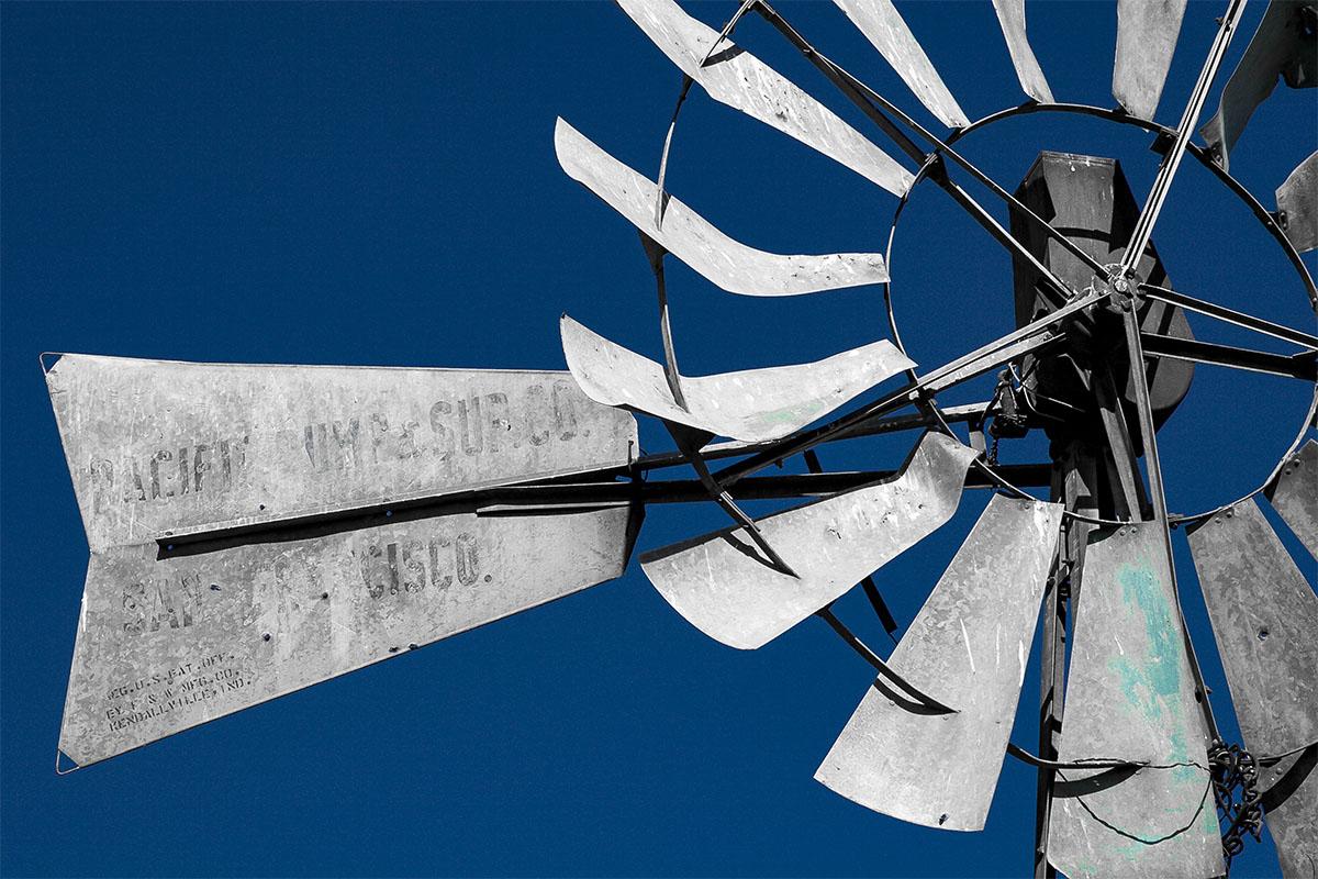 Napa Wind Mill